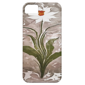 Narcissus On Marble Case For The iPhone 5