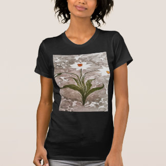 Narcissus On Marble T-Shirt