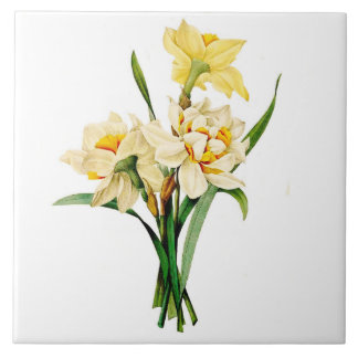 Narcissus Tile