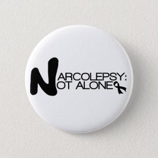 NARCOLEPSY: NOT ALONE™ Button
