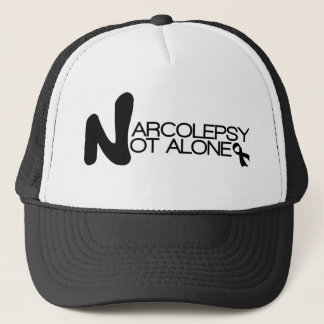 NARCOLEPSY: NOT ALONE™ Trucker Hat