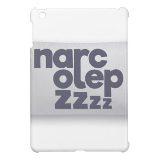 Narcolepsy zzz cover for the iPad mini