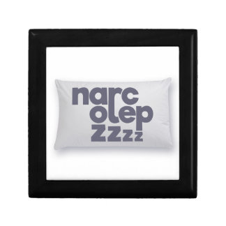 Narcolepsy zzz gift box