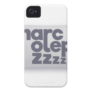 Narcolepsy zzz iPhone 4 cover