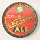 "Narragansett Vintage ""Beer Tray"" Coaster"