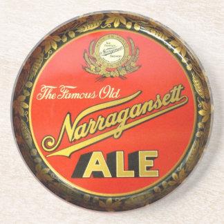 """Narragansett Vintage """"Beer Tray"""" Coaster"""