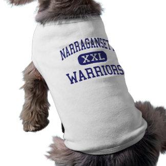 Narragansett Warriors Middle Baldwinville Shirt
