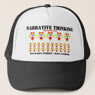 Narrative Thinking through PICTURES Trucker Hat