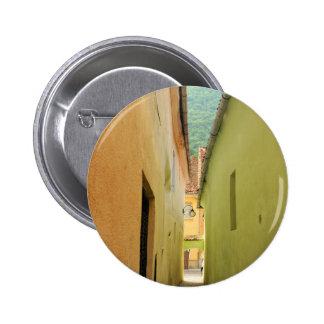 Narrow street 2 inch round button