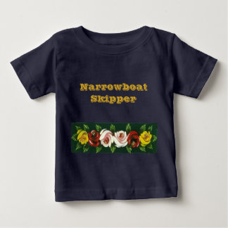 NARROWBOATS BABY T-Shirt