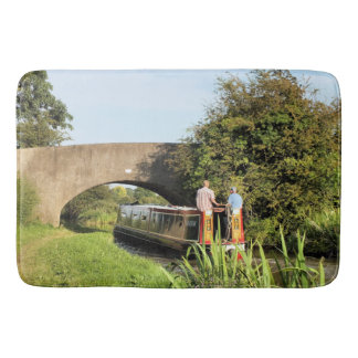 NARROWBOATS BATH MAT