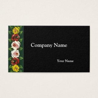 NARROWBOATS BUSINESS CARD