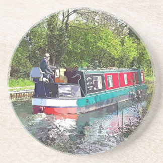 NARROWBOATS COASTER