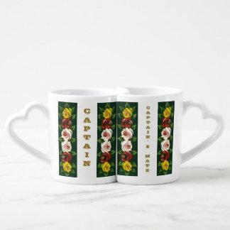 NARROWBOATS COFFEE MUG SET