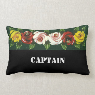 NARROWBOATS LUMBAR PILLOW