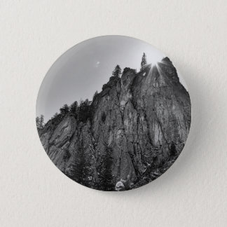 Narrows Pinnacle Boulder Canyon 2 Inch Round Button