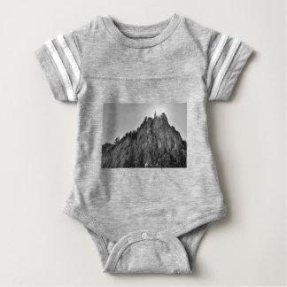 Narrows Pinnacle Boulder Canyon Baby Bodysuit