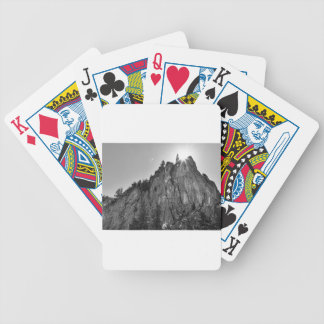 Narrows Pinnacle Boulder Canyon Bicycle Playing Cards