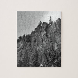 Narrows Pinnacle Boulder Canyon Jigsaw Puzzle