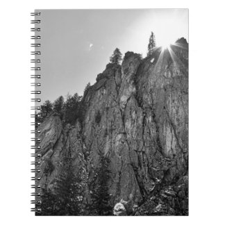 Narrows Pinnacle Boulder Canyon Notebooks