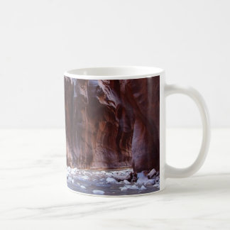 Narrows Zion National Park Coffee Mug