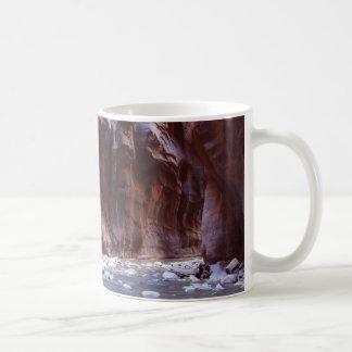 Narrows Zion National Park Mug