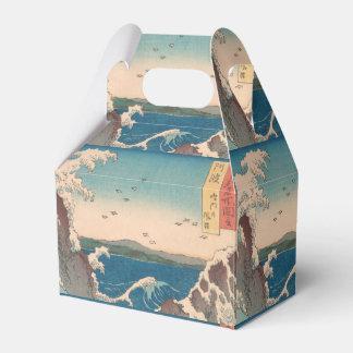 Naruto Whirlpool Japanese  Hiroshige art Favor Box
