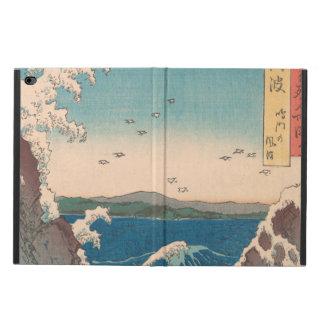 Naruto Whirlpool Japanese  Hiroshige art Powis iPad Air 2 Case