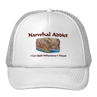 Narwhal Addict Hat