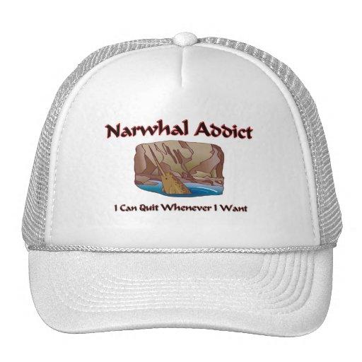 Narwhal Addict Hat