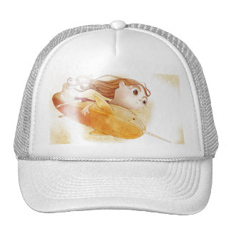 Narwhal. Adorable Cute and journey. Hat