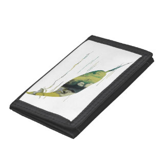 Narwhal Art Trifold Wallets