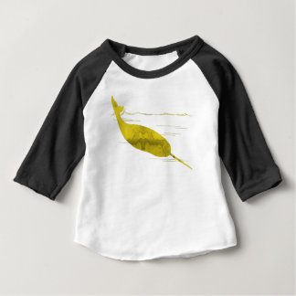 Narwhal Baby T-Shirt