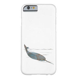 Narwhal Barely There iPhone 6 Case