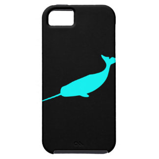 Narwhal cute whale unicorn of the sea nautical iPhone 5 case