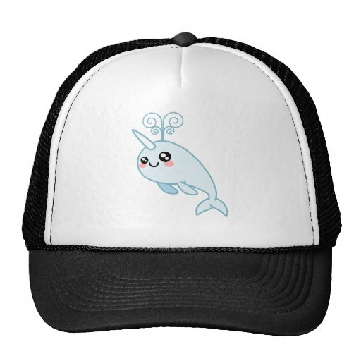 Narwhal Cutie Hat