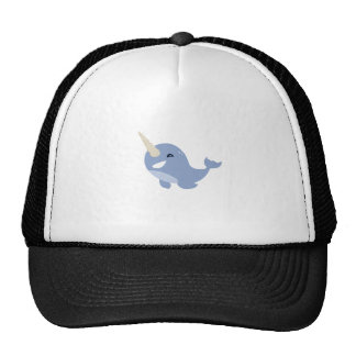 Narwhal Mesh Hats