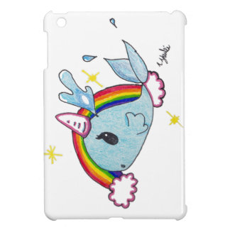 narwhal iPad mini case