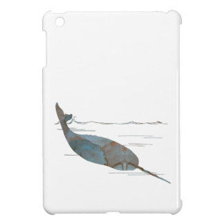 Narwhal iPad Mini Cover
