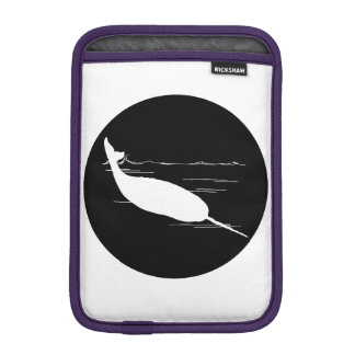 Narwhal iPad Mini Sleeves