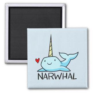 Narwhal Magnet