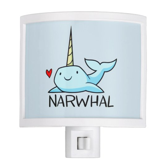 Narwhal Night Lites
