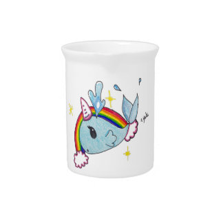 narwhal pitcher