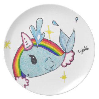 narwhal plate