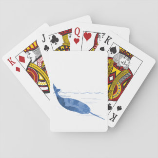 Narwhal Playing Cards