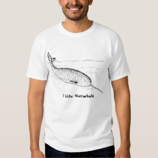 narwhal t shirts