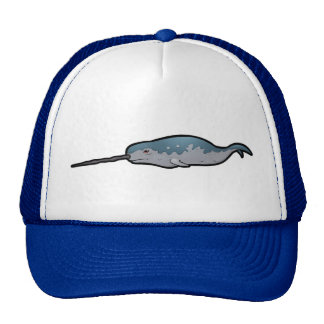 Narwhal Trucker Hat