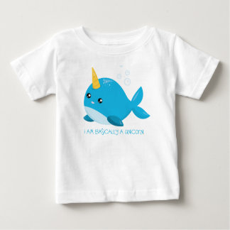 Narwhal Unicorn Baby/Toddler T-Shirt