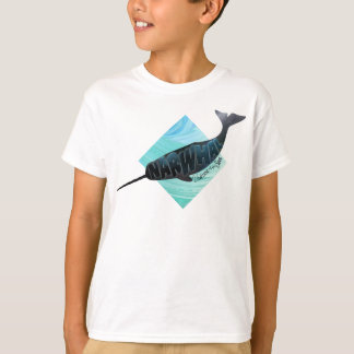 Narwhal -- Unicorn of the Sea T-Shirt