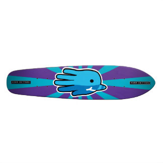 Narwhal Whale Tooth Skateboard